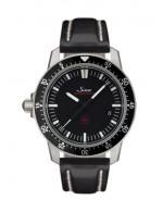 20mm 黑色牛皮錶帶 (不含手錶)